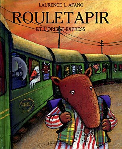 9782246589914: Rouletapir et l'Orient-Express