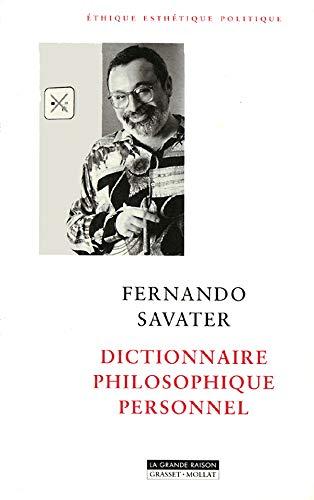 9782246590613: Dictionnaire philosophique personnel