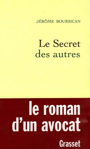 9782246608417: Le secret des autres (French Edition)