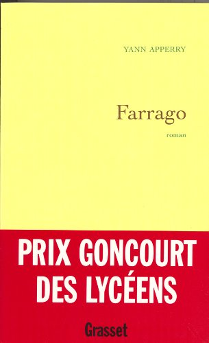 9782246614814: Farrago