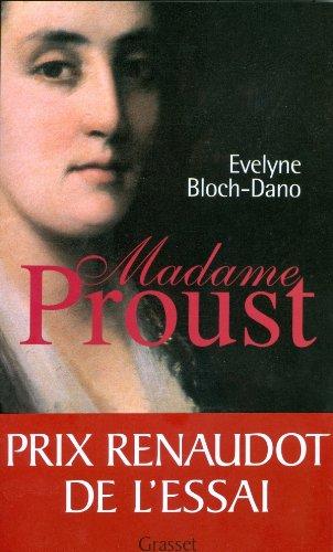 9782246630111: Madame Proust