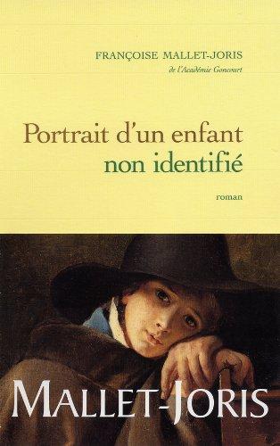 9782246636915: Portrait d'un enfant non identifié (French Edition)