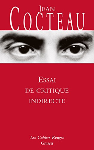 Essai de critique indirecte (224665422X) by [???]