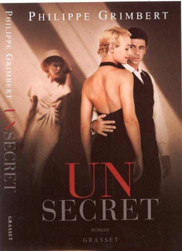 9782246670124: Un secret