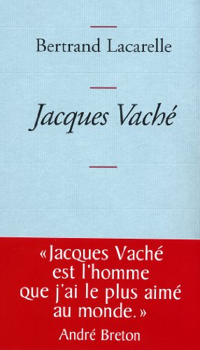 9782246682318: Jacques Vaché (French Edition)