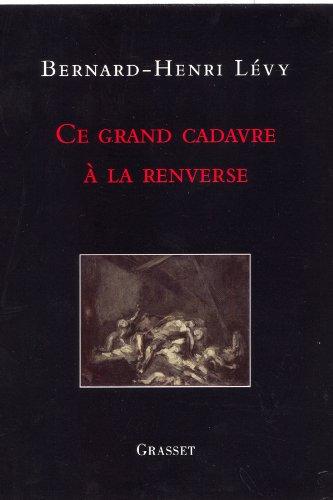9782246688211: Ce grand cadavre à la renverse (French Edition)