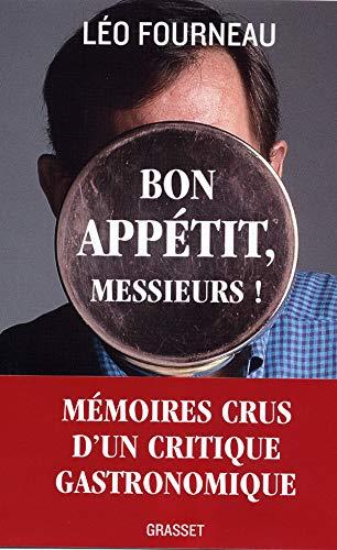 9782246698517: Bon app�tit, messieurs !