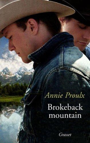 9782246699217: Brokeback Mountain (Littérature Etrangère)