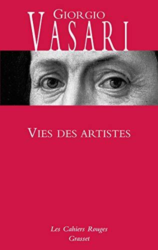 9782246706915: Vies des artistes (Les cahiers rouges)