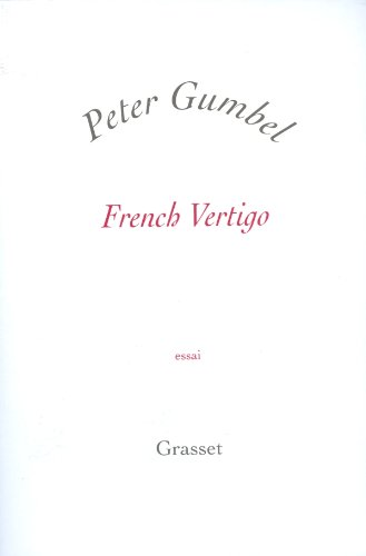9782246707219: French Vertigo