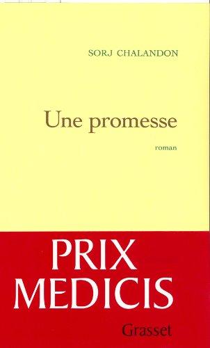 9782246711711: Une promesse
