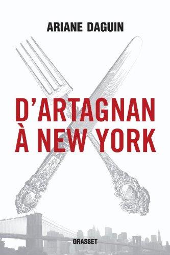 9782246717614: D'Artagnan à New York