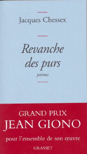 9782246733614: Revanche des purs (French Edition)