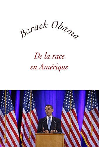 9782246741411: De la race en Amérique : Edition bilingue français-anglais
