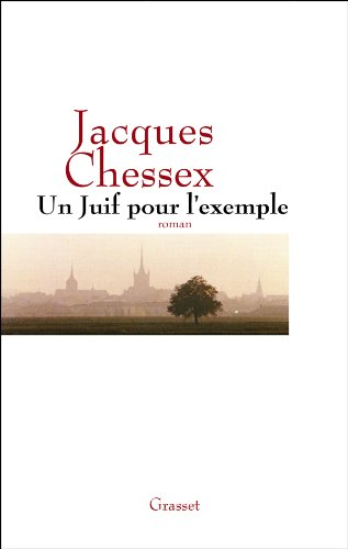 9782246743514: Un Juif pour l'exemple (French Edition)