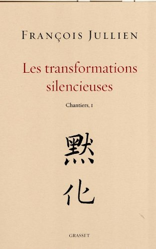 9782246754213: Les transformations silencieuses (French Edition)