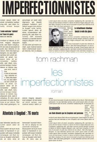 IMPERFECTIONNISTES (LES) (PLAR): RACHMAN TOM