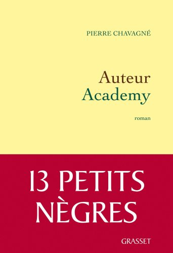 9782246758716: Auteur Academy (French Edition)