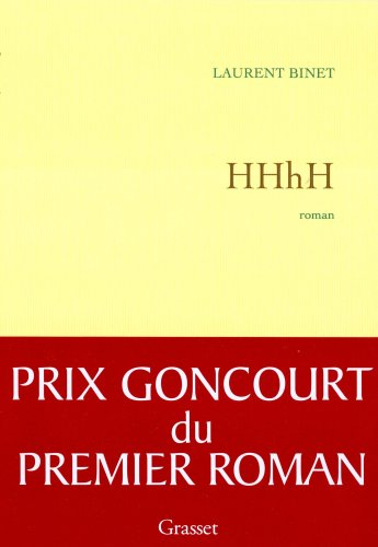 9782246760016: HHhH (French Edition)