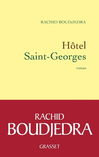 9782246775416: Hotel Saint-Georges (French Edition)