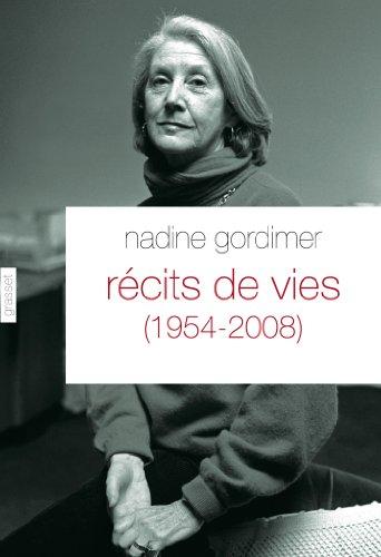9782246783633: Récits de vies (1954-2008): Traduit de l'anglais (Afrique du Sud) par Philippe Delamare