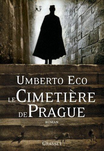 9782246783893: Le cimetière de Prague: 1 (Littérature Etrangère)