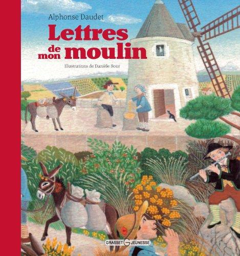 9782246787136: Lettres de mon moulin (Grands lecteurs)