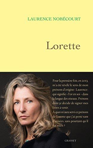 LORETTE: NOBÉCOURT LAURENCE