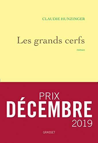 9782246821373: Les grands cerfs - Prix Décembre 2019