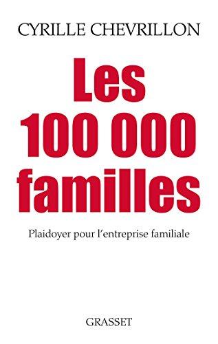 100 000 FAMILLES (LES): CHEVRILLON CYRILLE