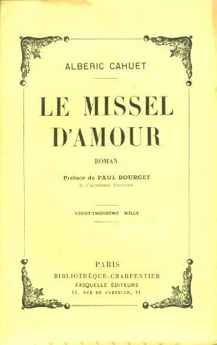 Le Missel d'Amour: Cahuet Alberic