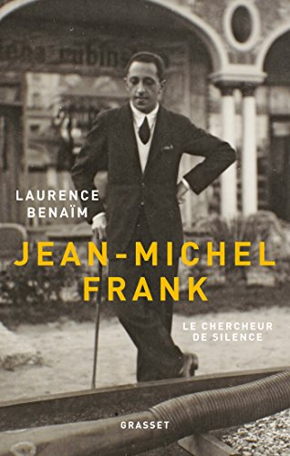 JEAN-MICHEL FRANK (essai français): Laurence Benaïm