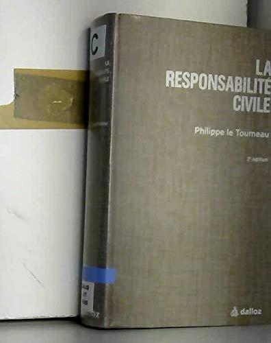 9782247003457: La responsabilité civile (French Edition)