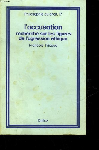 9782247003778: L'Accusation