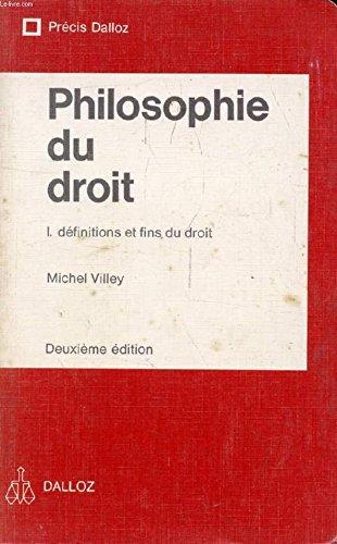 9782247010592: Philosophie du droit