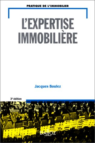 9782247021802: L'Expertise immobili�re