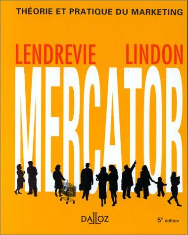 9782247023868: Mercator : Théorie et pratique du marketing