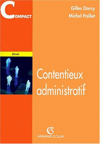 9782247031405: Contentieux administratif - 1e ed (French Edition)