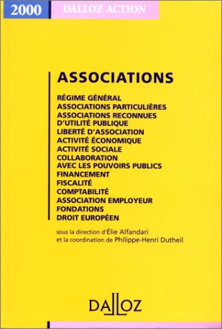 9782247037070: Associations 2000
