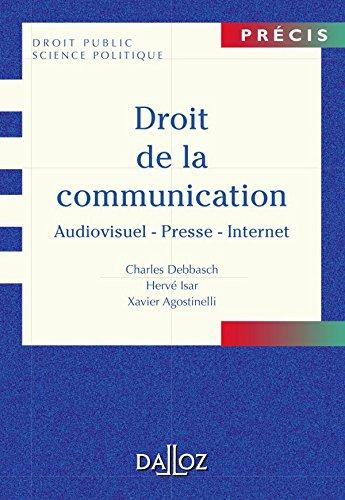 9782247041145: Droit de la communication et nouveaux m�dias
