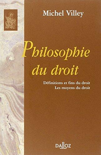9782247041282: Philosophie du droit