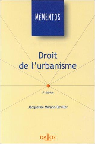 9782247041473: Droit de l'urbanisme (4ème édition)