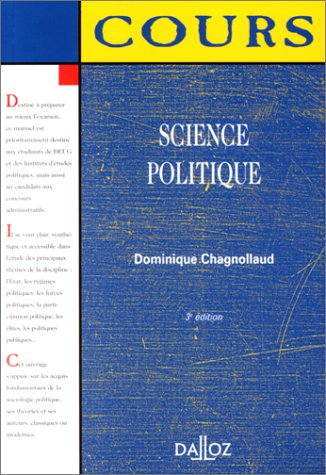 9782247041862: Science Politique (3ème édition)