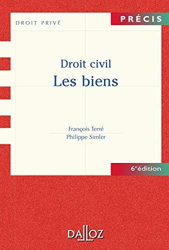9782247048106: Droit Civil: Les Biens (French Edition)