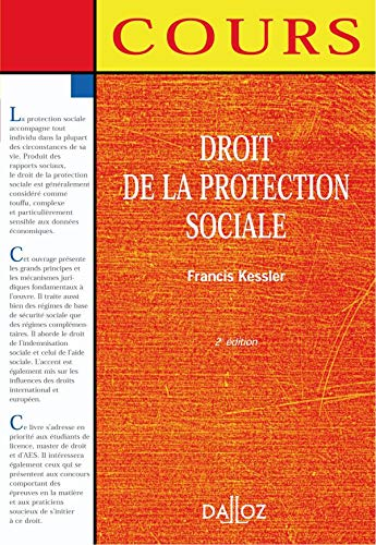 9782247048199: Droit de la protection sociale