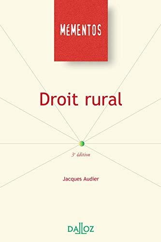 9782247049608: Droit rural