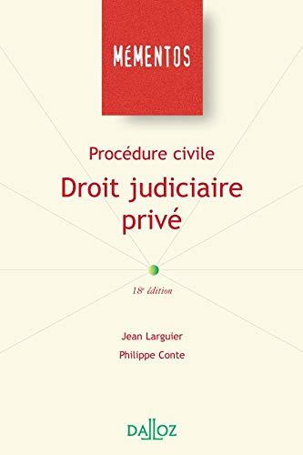 9782247049707: Procédure civile - Droit judiciaire privé