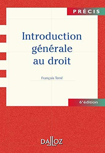 9782247051144: Introduction générale au droit (Précis Dalloz)