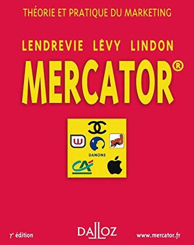 9782247051779: Mercator : Th�orie et pratique du Marketing