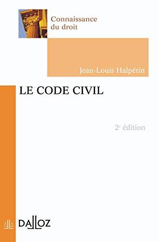 9782247052318: Le Code civil